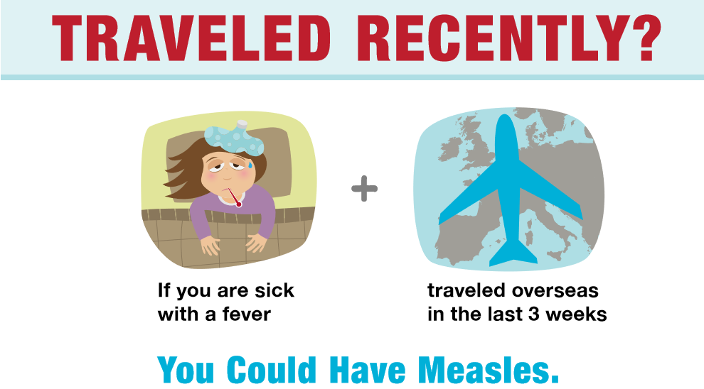 measles travel banner