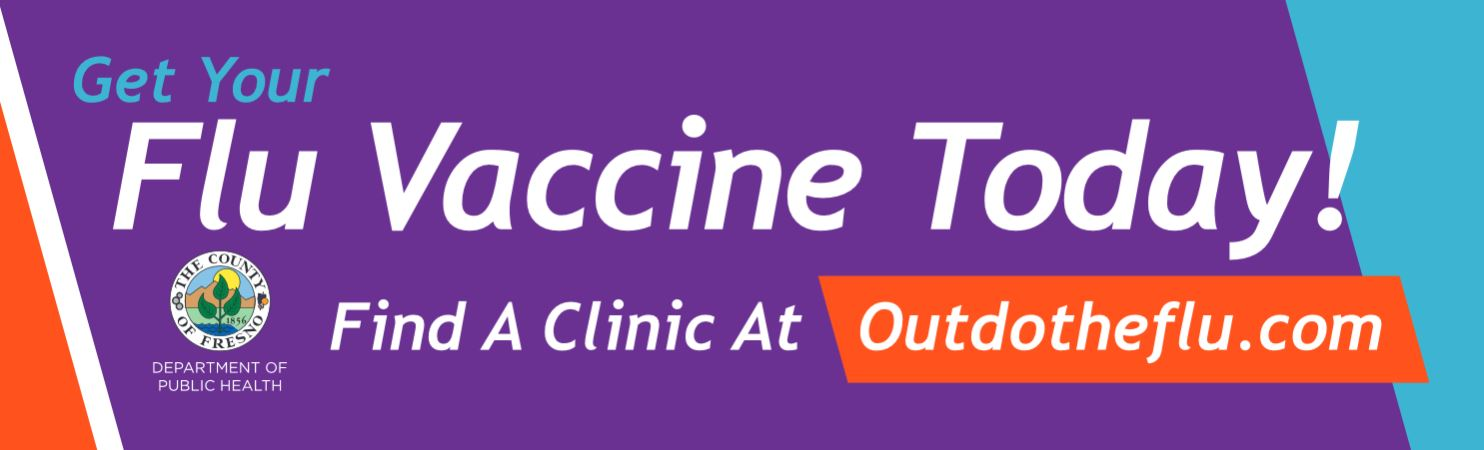 Find a Flu Clinic at www.outdotheflu.com