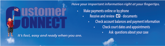 Customer Connect banner