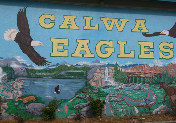 Calwa School Eagles