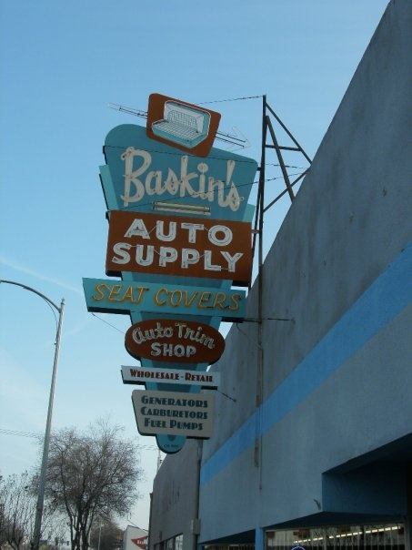 Baskins Auto Supply