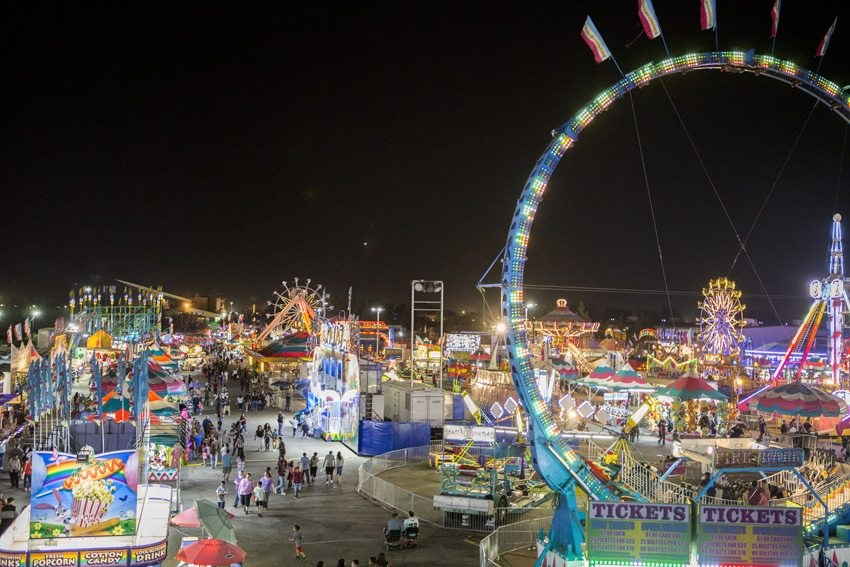 Fresno Fair Grounds