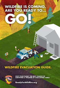 Wildfire Evaculation Guide