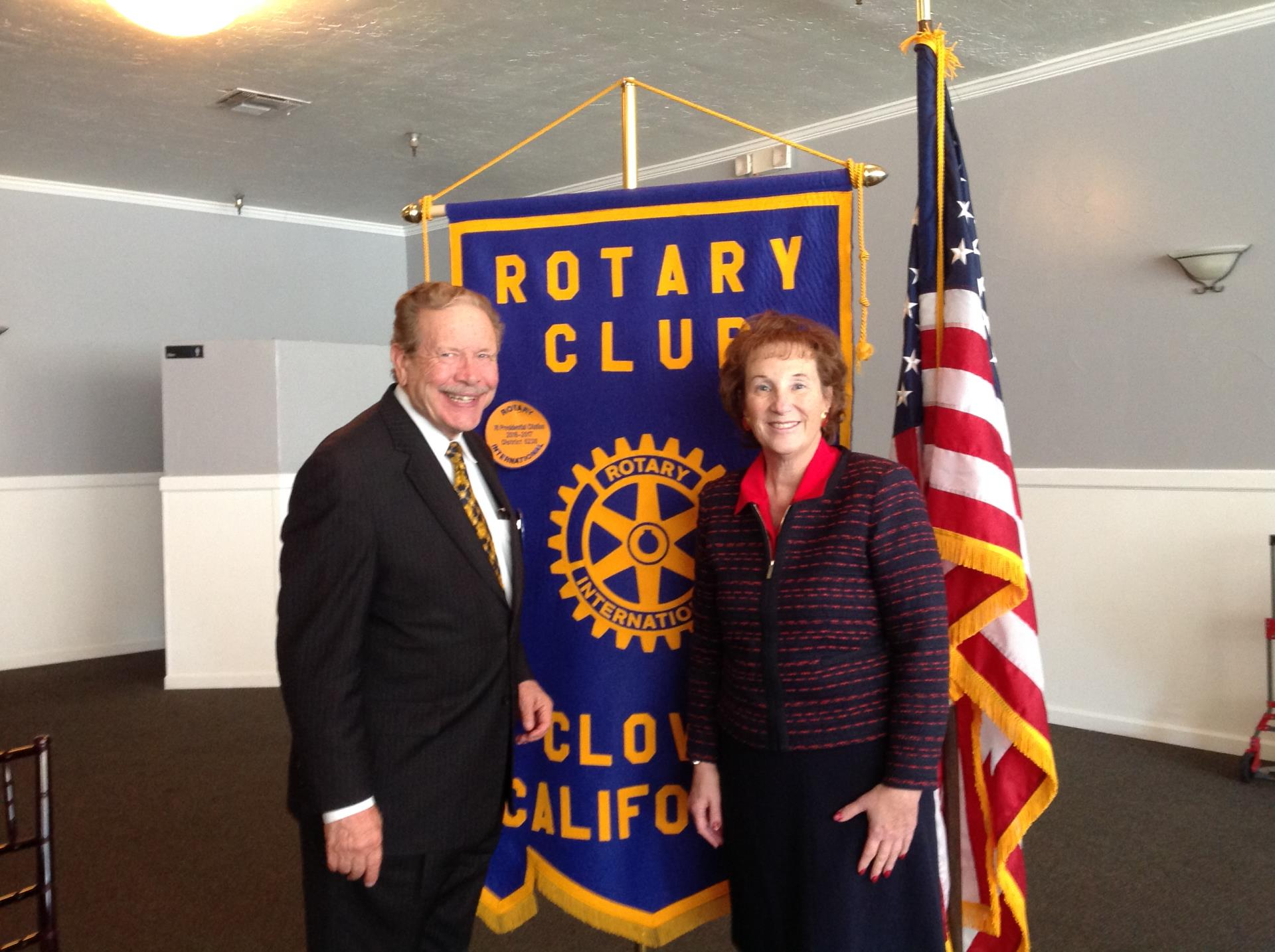 Clovis Rotary Picture 1