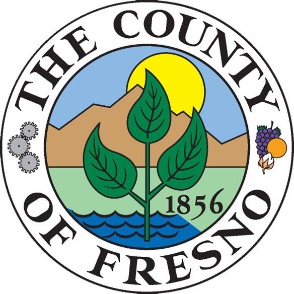 Fresno County Logo High Resolution